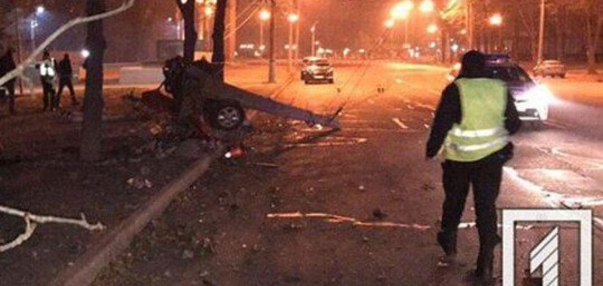 Машина разлетелась на части: в Кривом Роге произошло жуткое ДТП