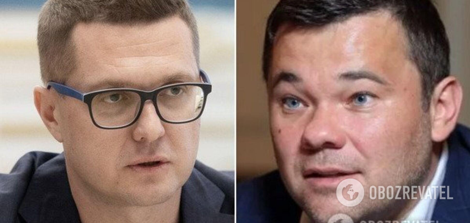 'Драка' Богдана с Бакановым: всплыл скандальный нюанс
