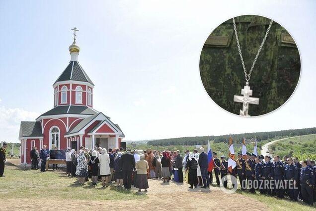 Церква Олександра Пересвіта та Андрія Ослябі в Криму