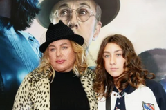 Єва Польна з дочкою Евелін