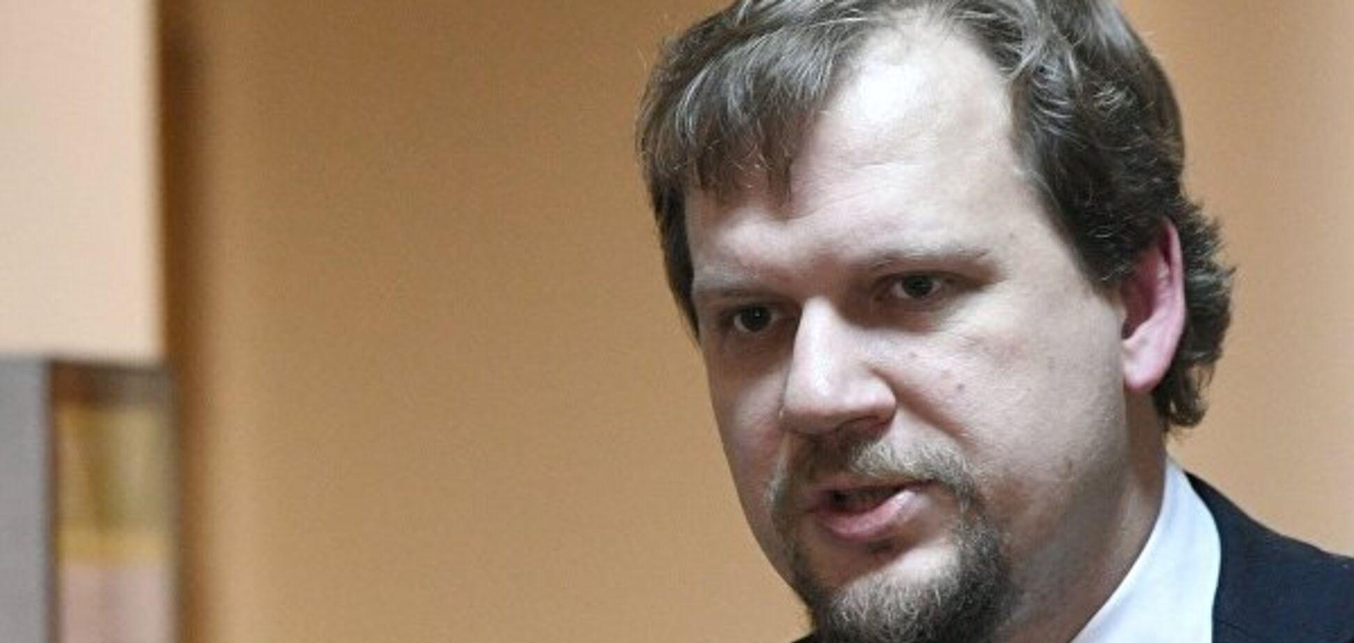 'Україна себе розірве': телеведучий-зрадник оскандалився сепаратистською заявою
