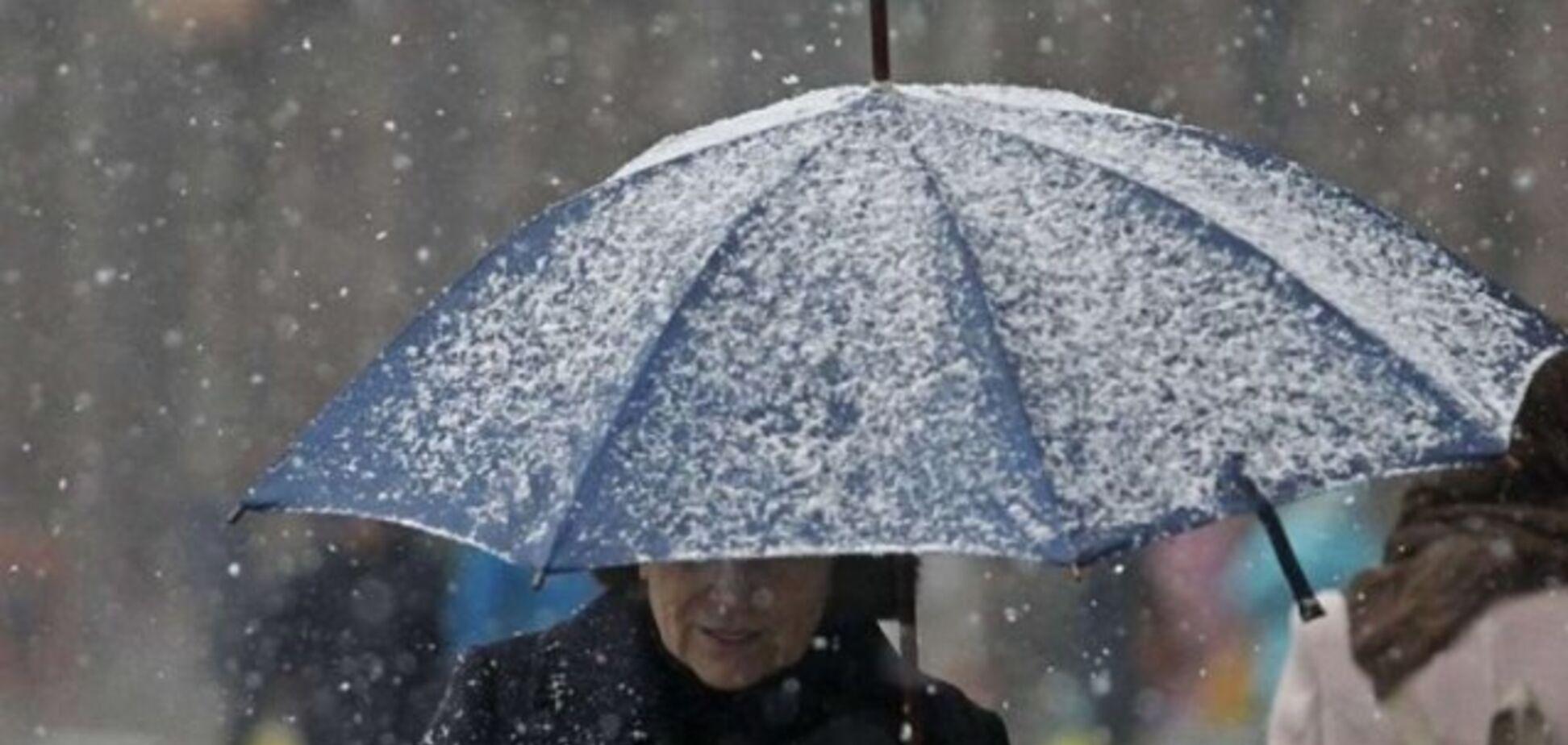 Идет зима: синоптики предупредили о резком похолодании в Украине