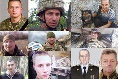 'Я вернусь': истории и фото воинов, отдавших жизнь за Украину в ноябре