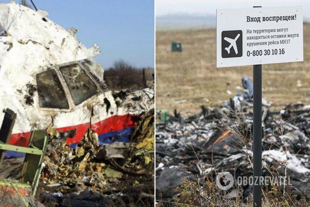 Катастрофа MH17 закончится судом: дата и детали