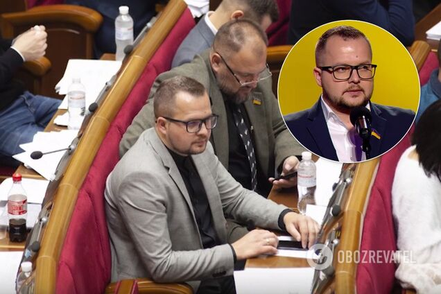 """""""Слуга народа"""" Боблях вышел на сцену """"Лиги смеха"""""""