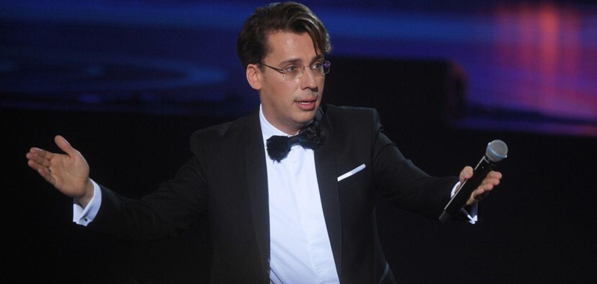 'Це вам не Україна, пристрелять!' Галкін раптово висловився про своє президентство. Відео