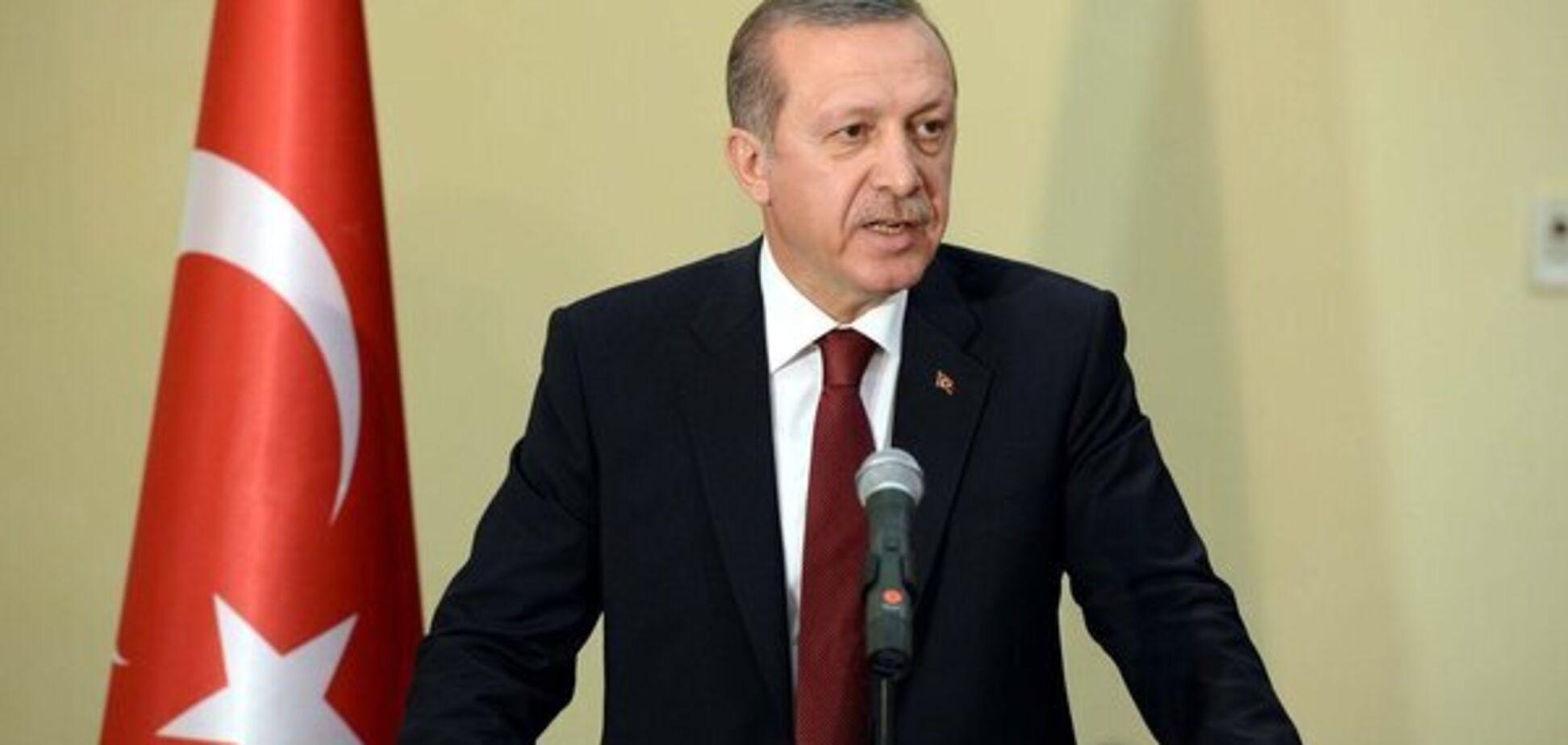 Ердоган назвав офіційну дату запуску нового газопроводу в обхід України