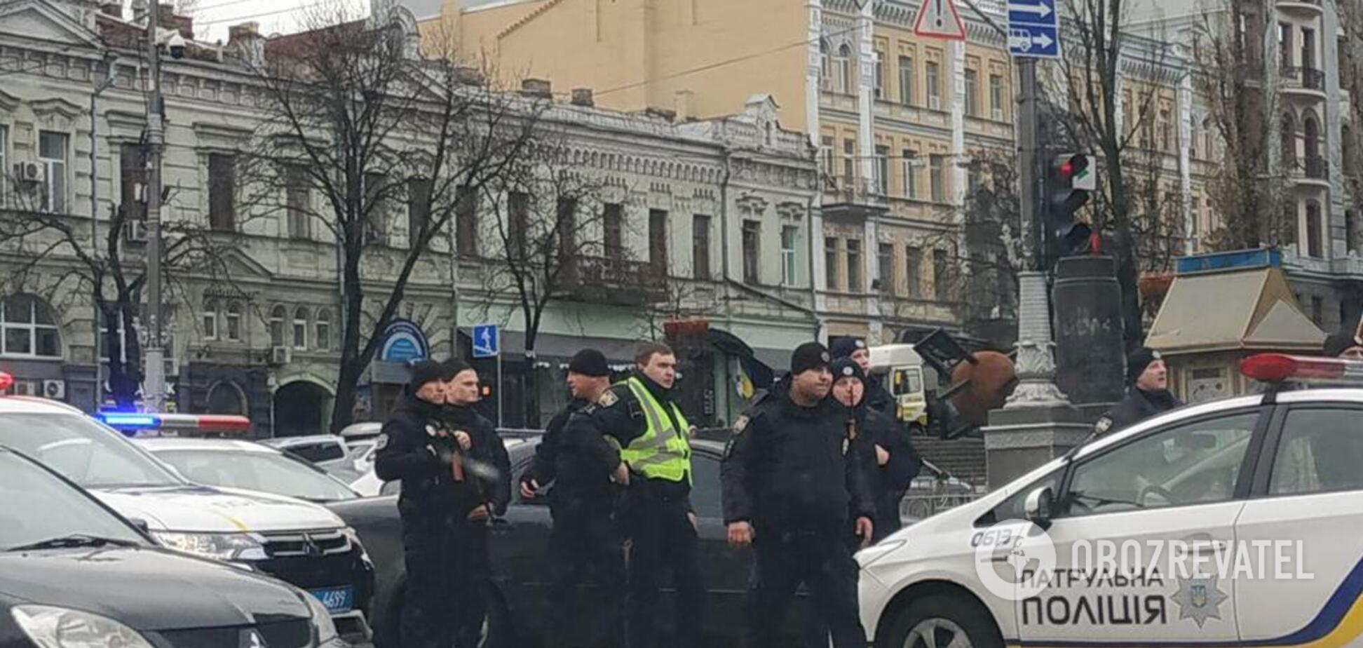 У Києві п'яний влаштував перегони і розбив 12 авто