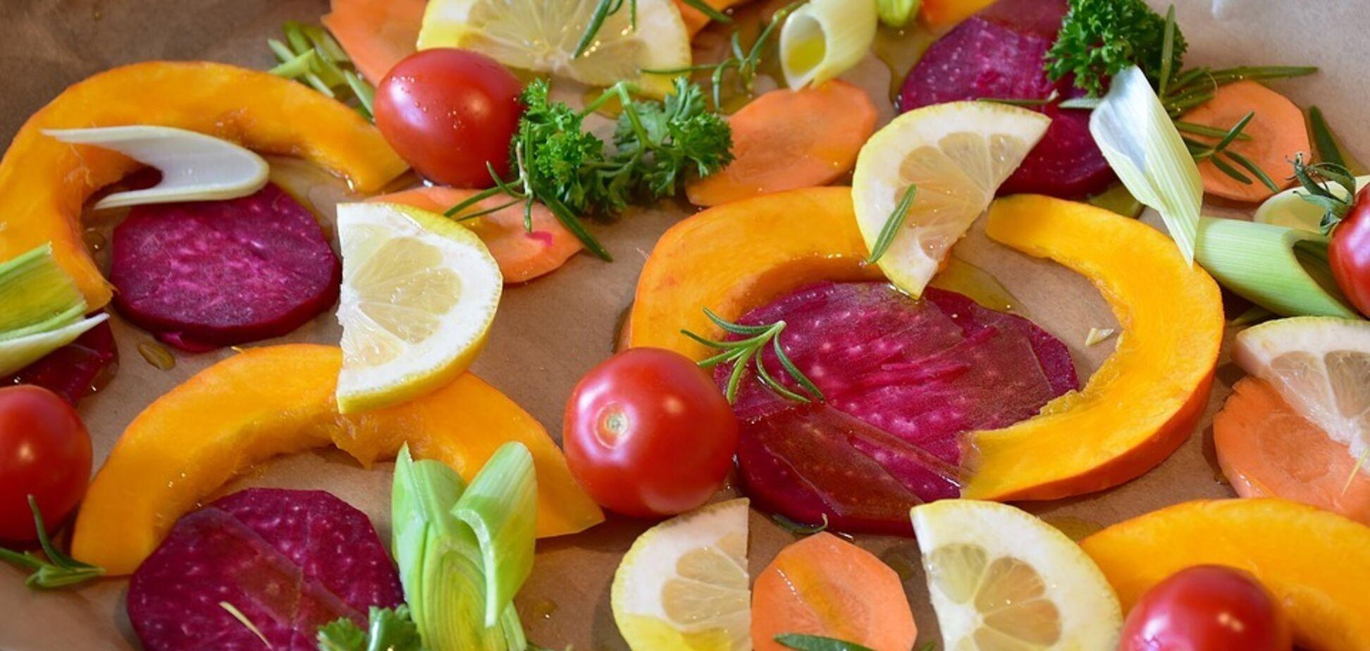 Рецепт поразительно вкусного блюда с тыквой и свеклой