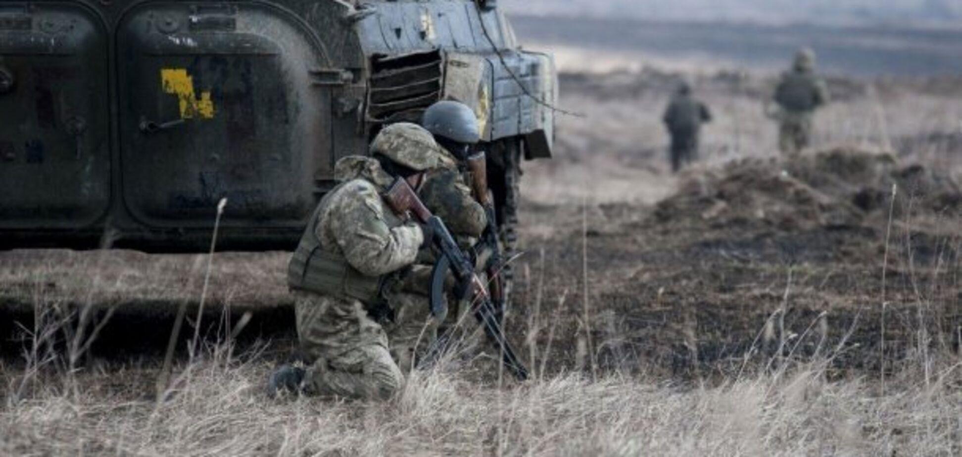 Война за независимость Украины: 'Л/ДНР' нагло атаковали ВСУ