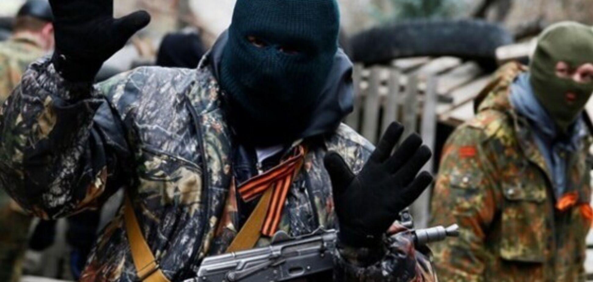 На Донбасі знищили терористів 'Деса' й 'Свята'. Фото