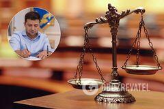Зеленский подписалзакон о судебной реформе