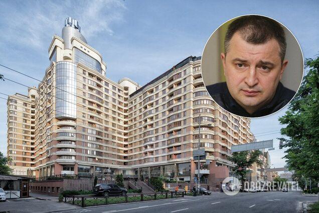 Кулик добудував поверх до елітного будинку в Києві