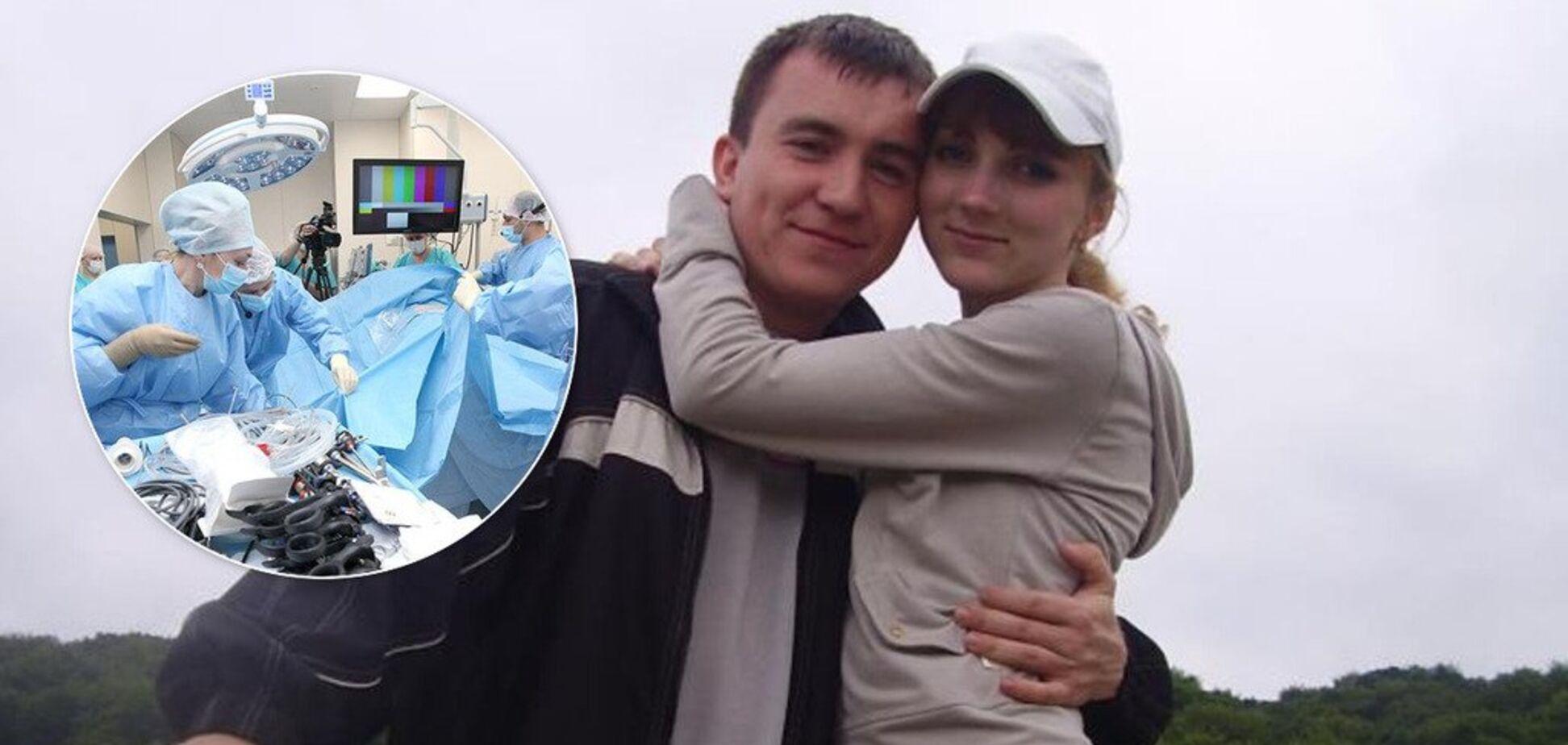 'Снимите розовые очки!' 34-летний украинец уже две недели лежит в коме из-за халатности врачей