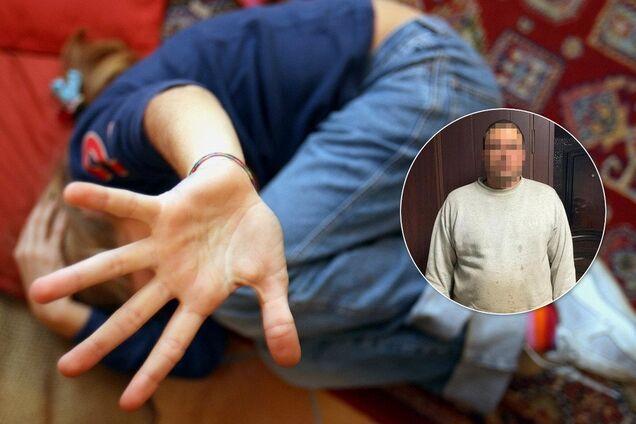 Под Днепром мужчина изнасиловал ребенка