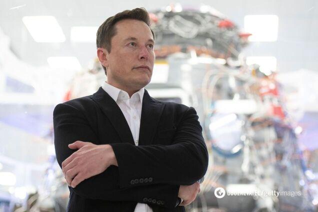 Глава і засновник компанії Tesla Ілон Маск