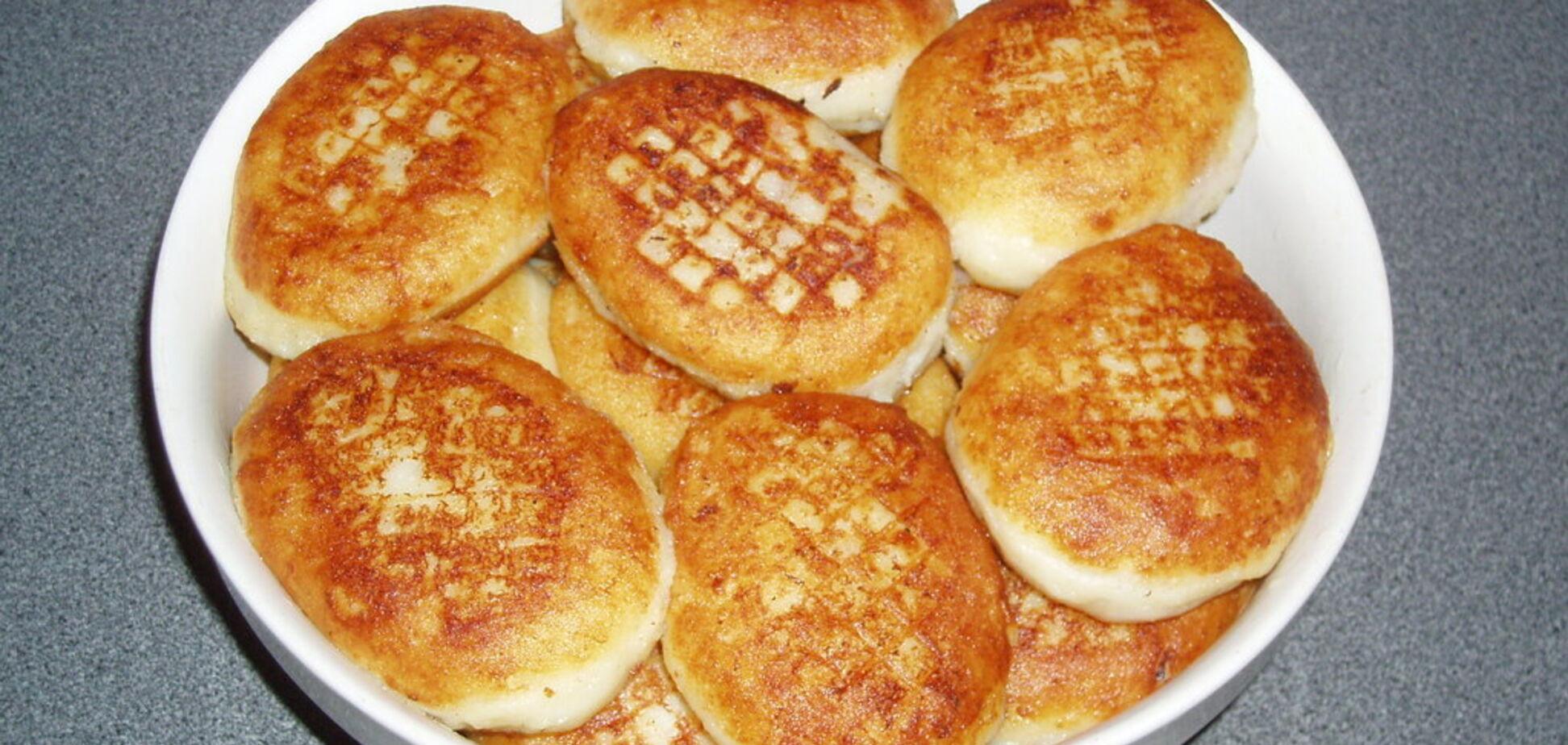 Рецепт вкуснейших картофельных зраз с капустой