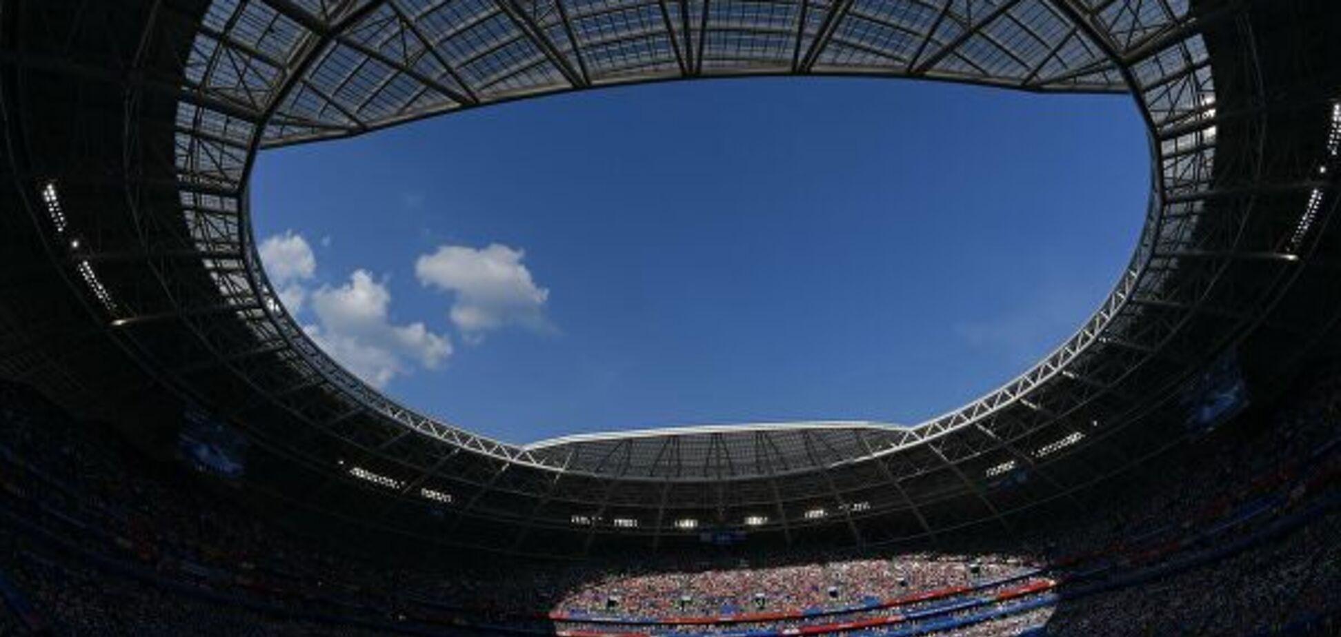 Фанатське побоїще: матч чемпіонату Росії завершився смертельною трагедією на трибунах