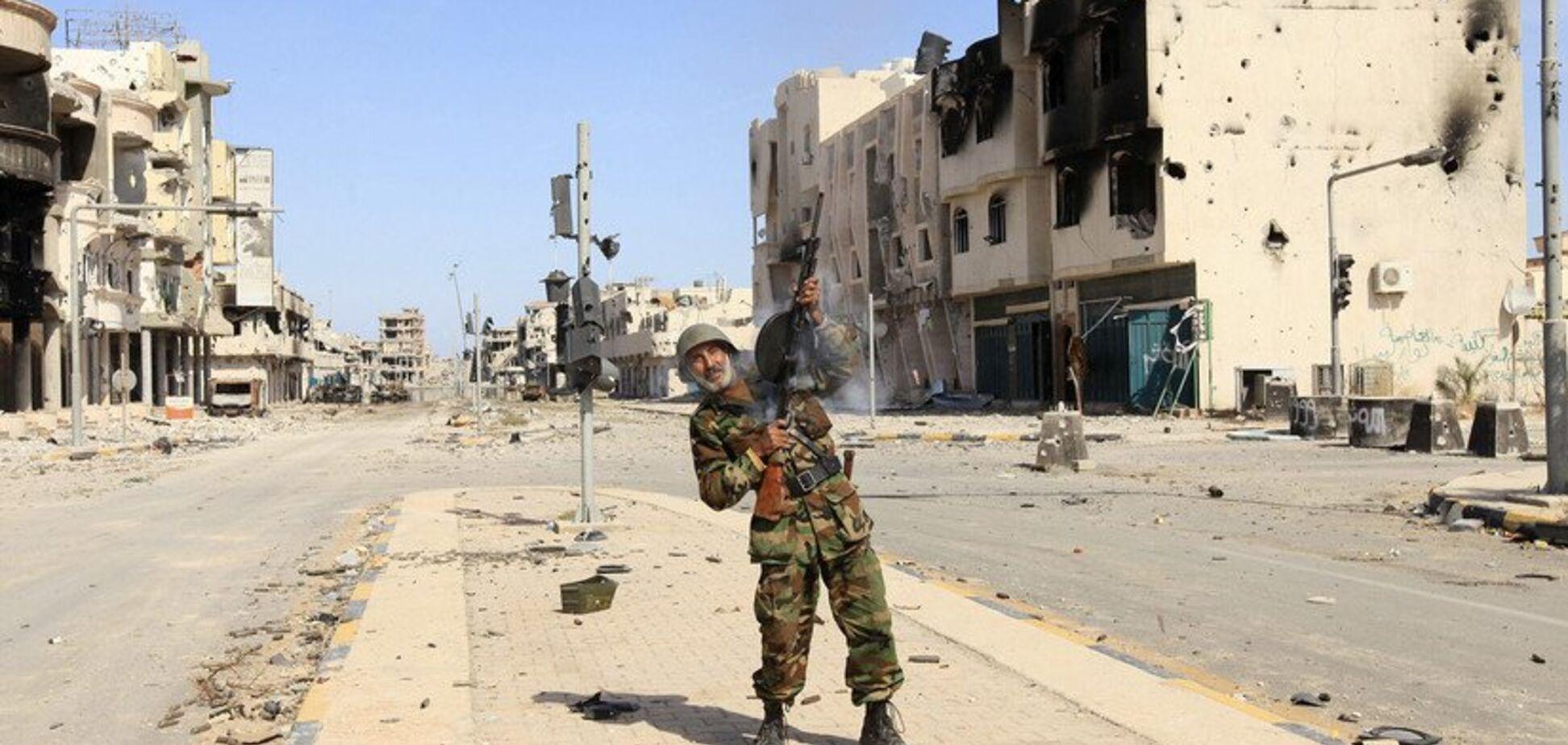 У Лівії засікли смертоносну зброю Росії