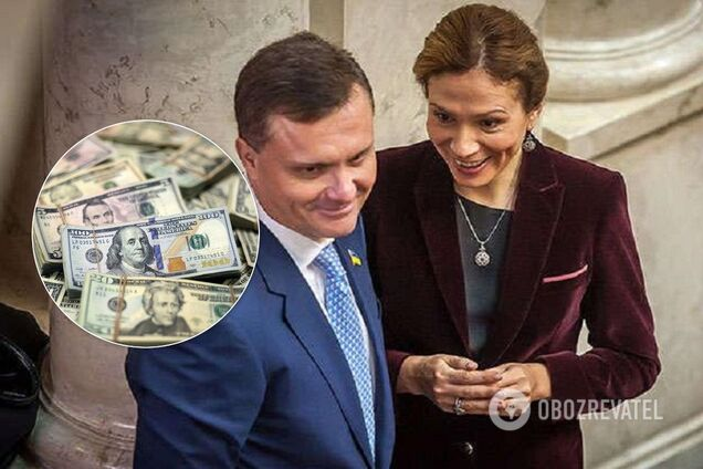 Левочкины причастны к отмыванию $20 млрд в России: детали расследования
