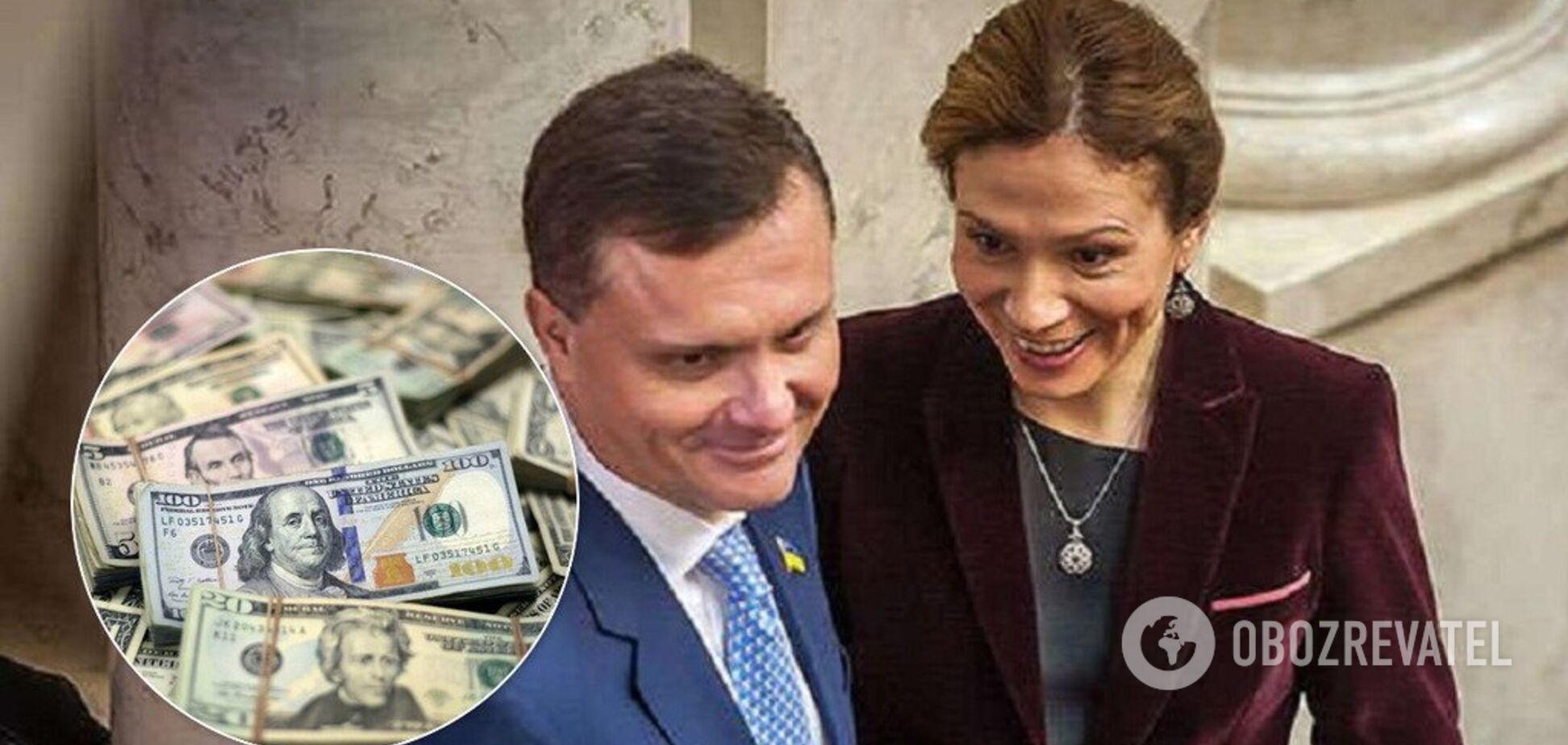 Левочкины причастны к отмыванию $20 млрд в России