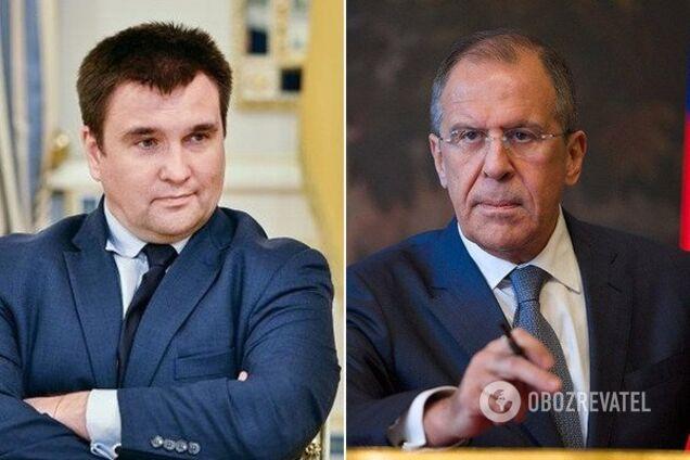 Климкин рассказал, как схлестнулся с Лавровым в Минске