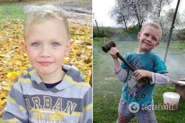 Загиблий під Києвом хлопчик Кирил Тлявов
