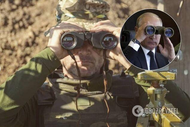 Парадокс заключается в том, что официально это вооруженные силы России и официально Путин говорит, что их там нет