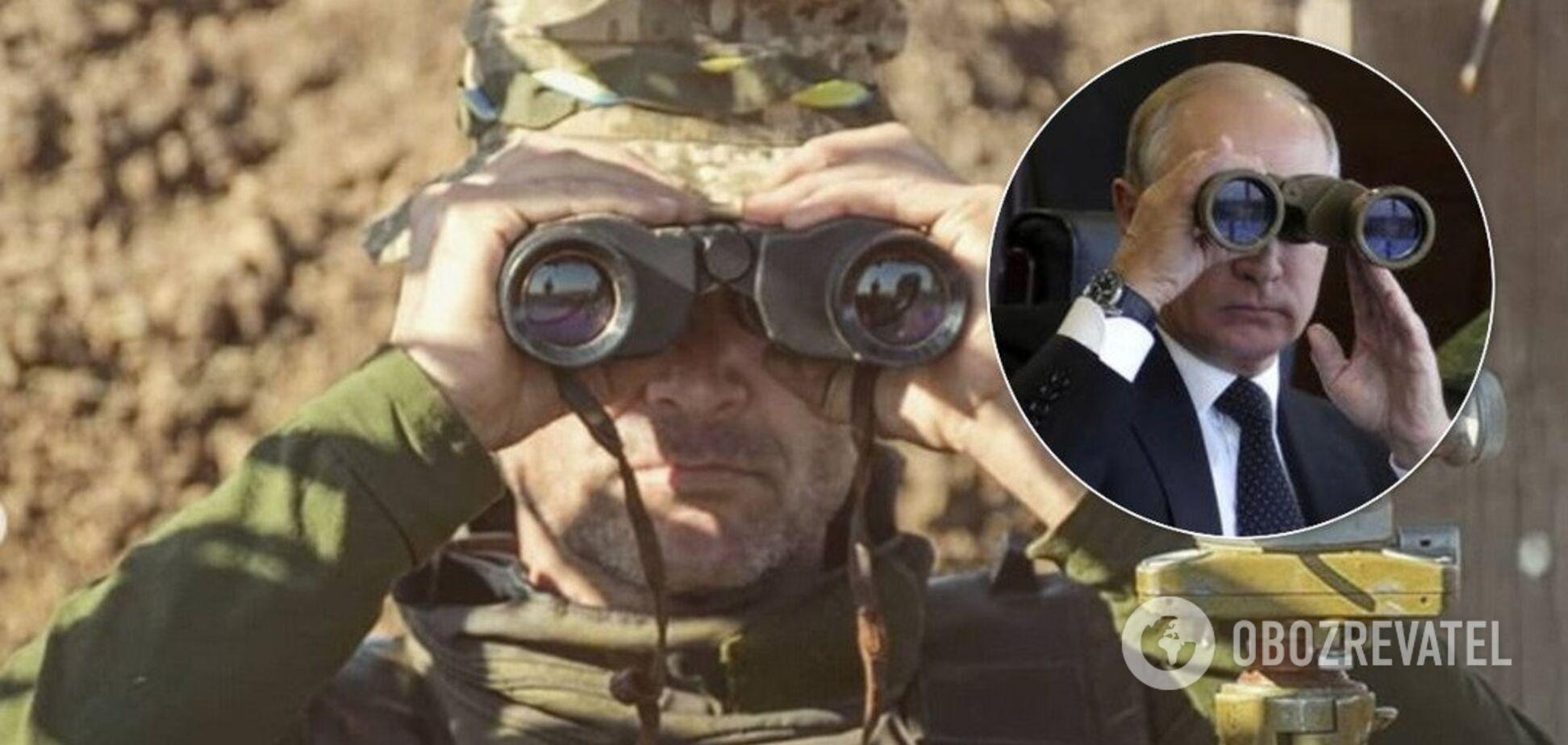 Путин зашел на Донбасс не для того чтоб выходить