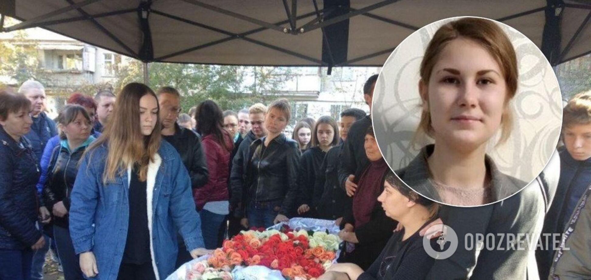 Убийство под Одессой