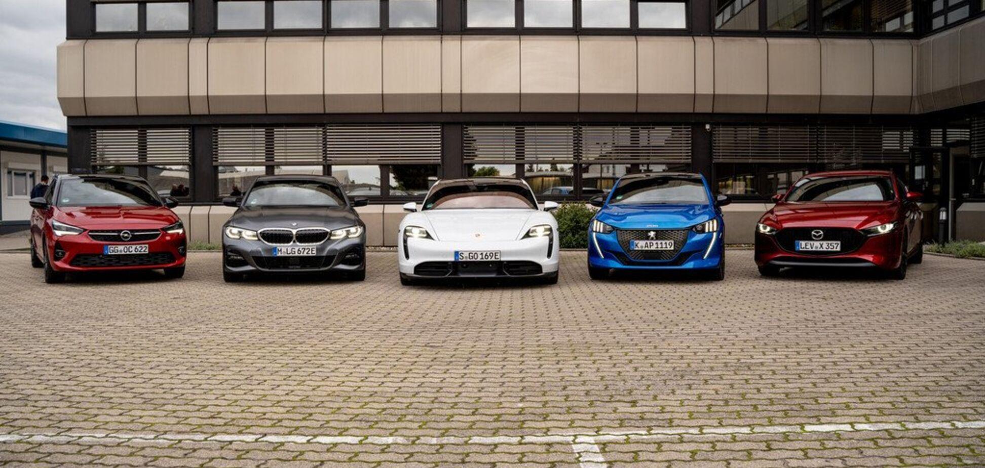 Автомобилем года в Германии стал скандально известный электрокар: фото и видео