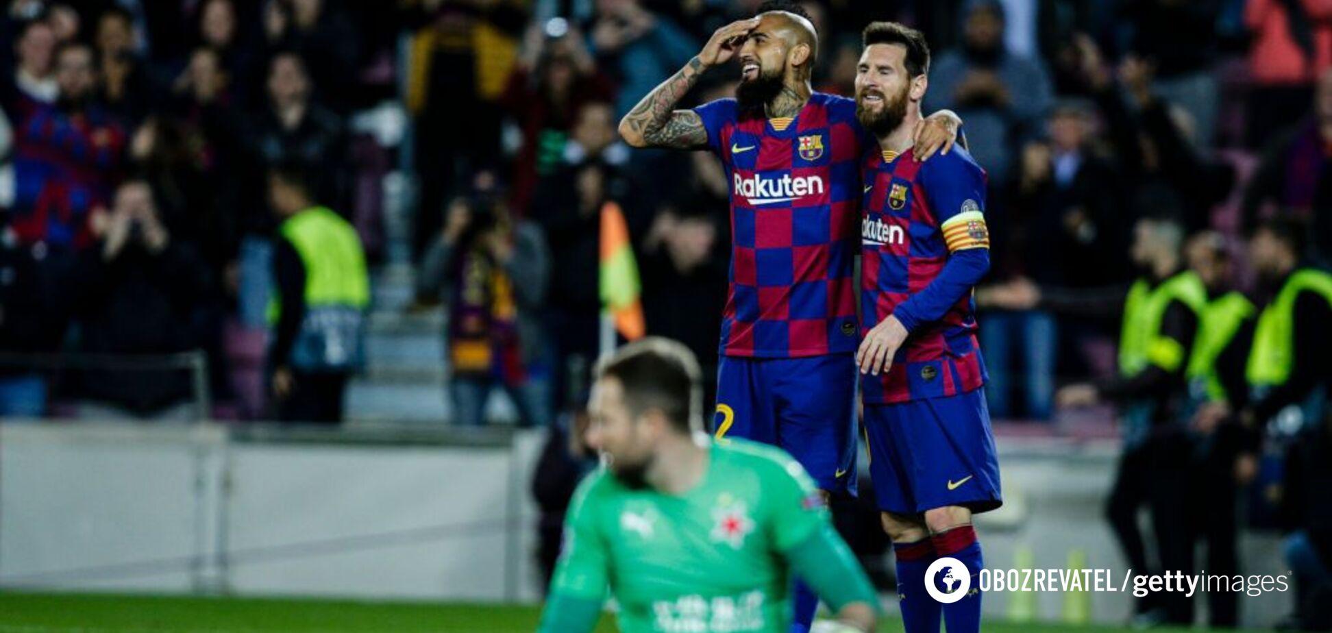 'Барселона' зазнала сенсаційного фіаско в Лізі чемпіонів