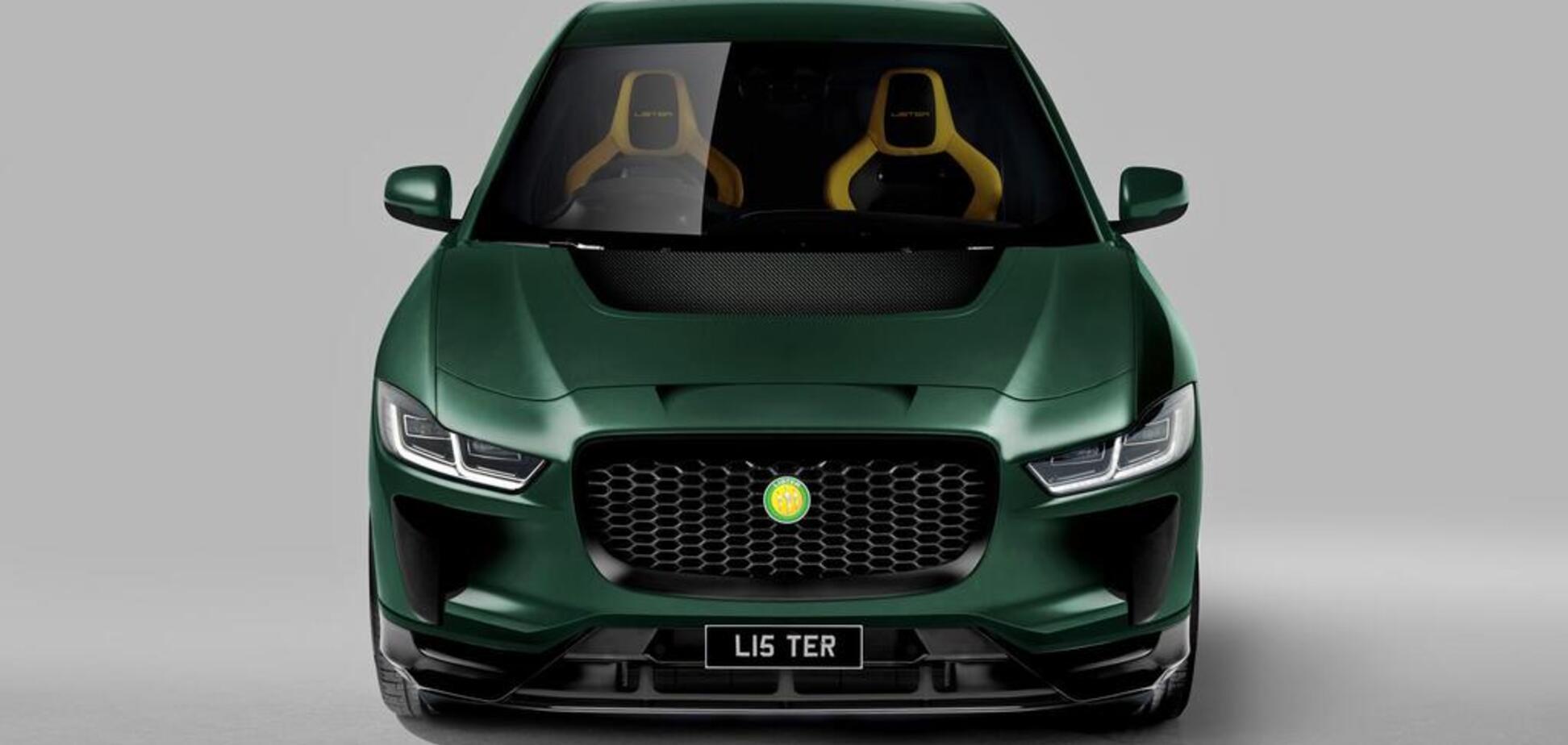 Більше швидкості, менше ваги: британські інженери 'прокачали' електрокар Jaguar