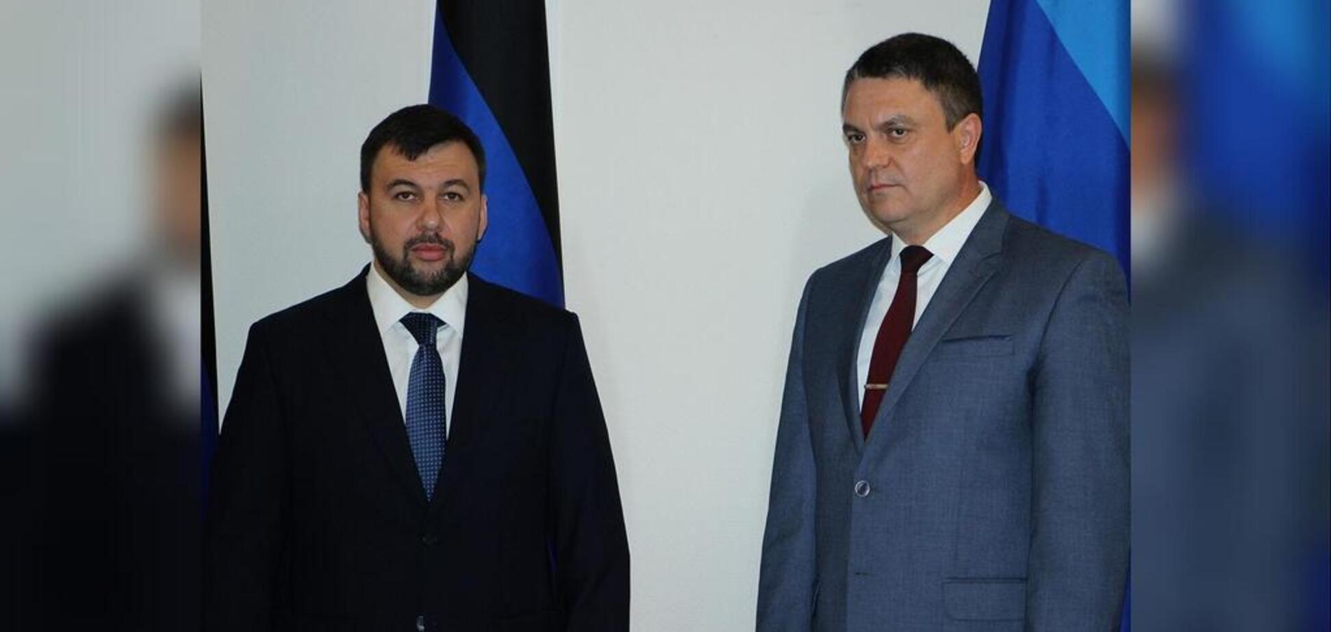 'Пушилина измазали в д*рьме': в 'ДНР' рассказали о конфликте между главарями террористов