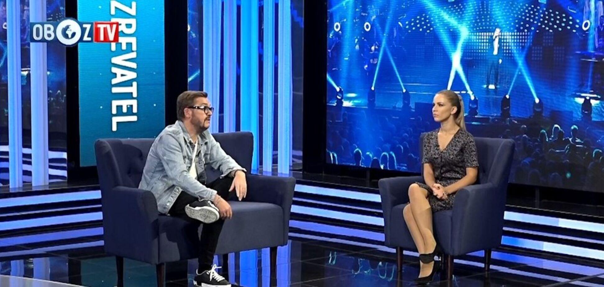 Александр Пономарев стал гостем инфо-панк шоу 'Бурчук Live'