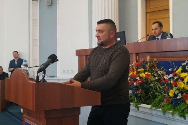 Андрій Сегеда обраний заступником голови обласної ради