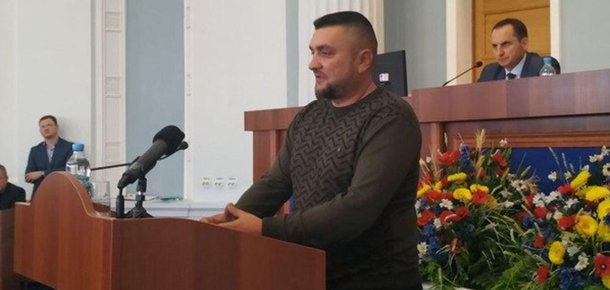 'Батьківщина' зазнала фіаско: голова Черкаської облради отримав нового заступника