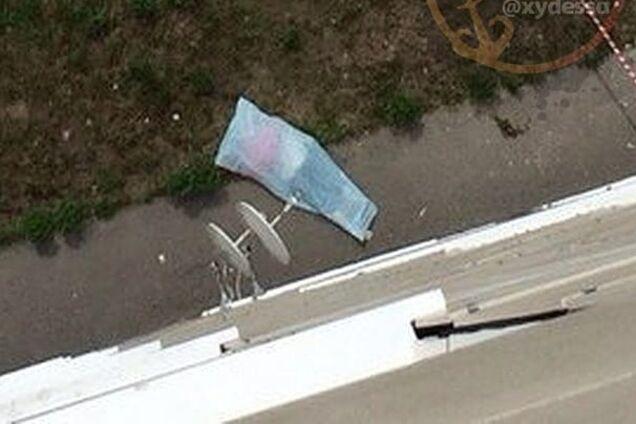 На Одесщине школьник жутко покончил с собой