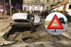 Худшие в Европе: почему украинцы массово гибнут на дорогах и как спасти ситуацию