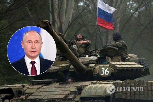 Официально это вооруженные силы России и официально Путин говорит, что их там нет, заметил эксперт