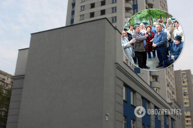 В Киеве спор за коммуналку закончился стрельбой