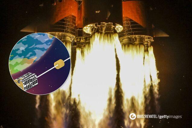 У США створили космічний двигун, якому не потрібне паливо