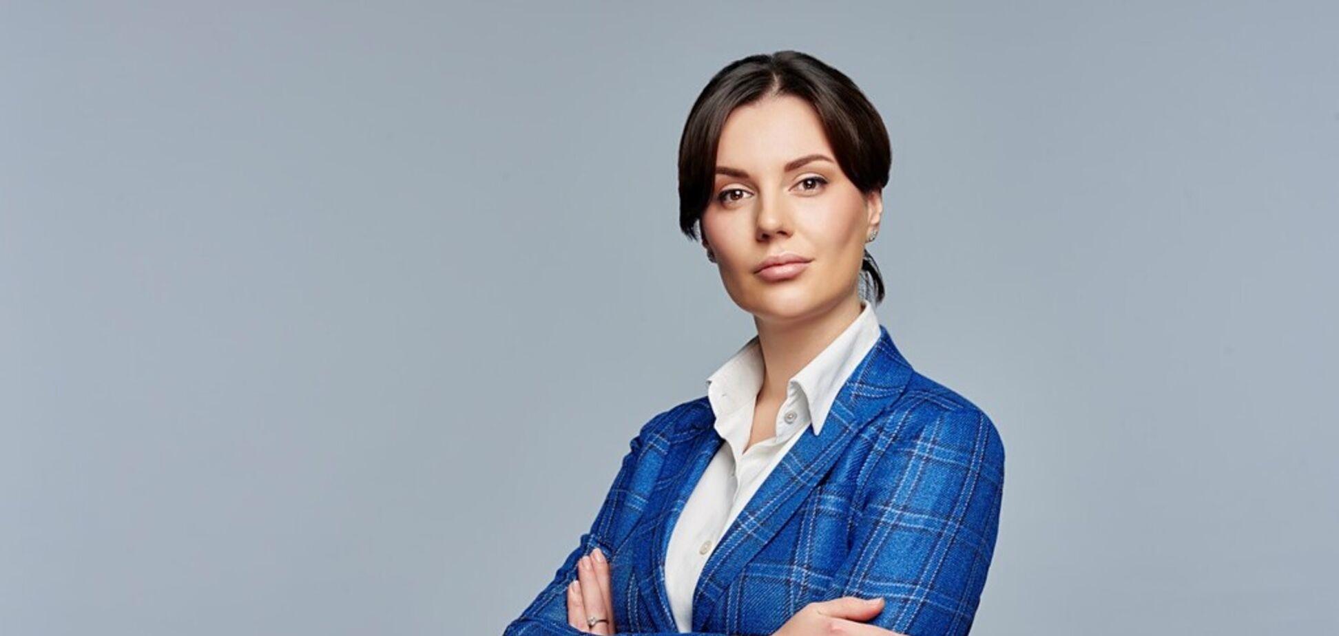 Василюк увійшла до топ-20 найуспішніших менеджерів українських компаній
