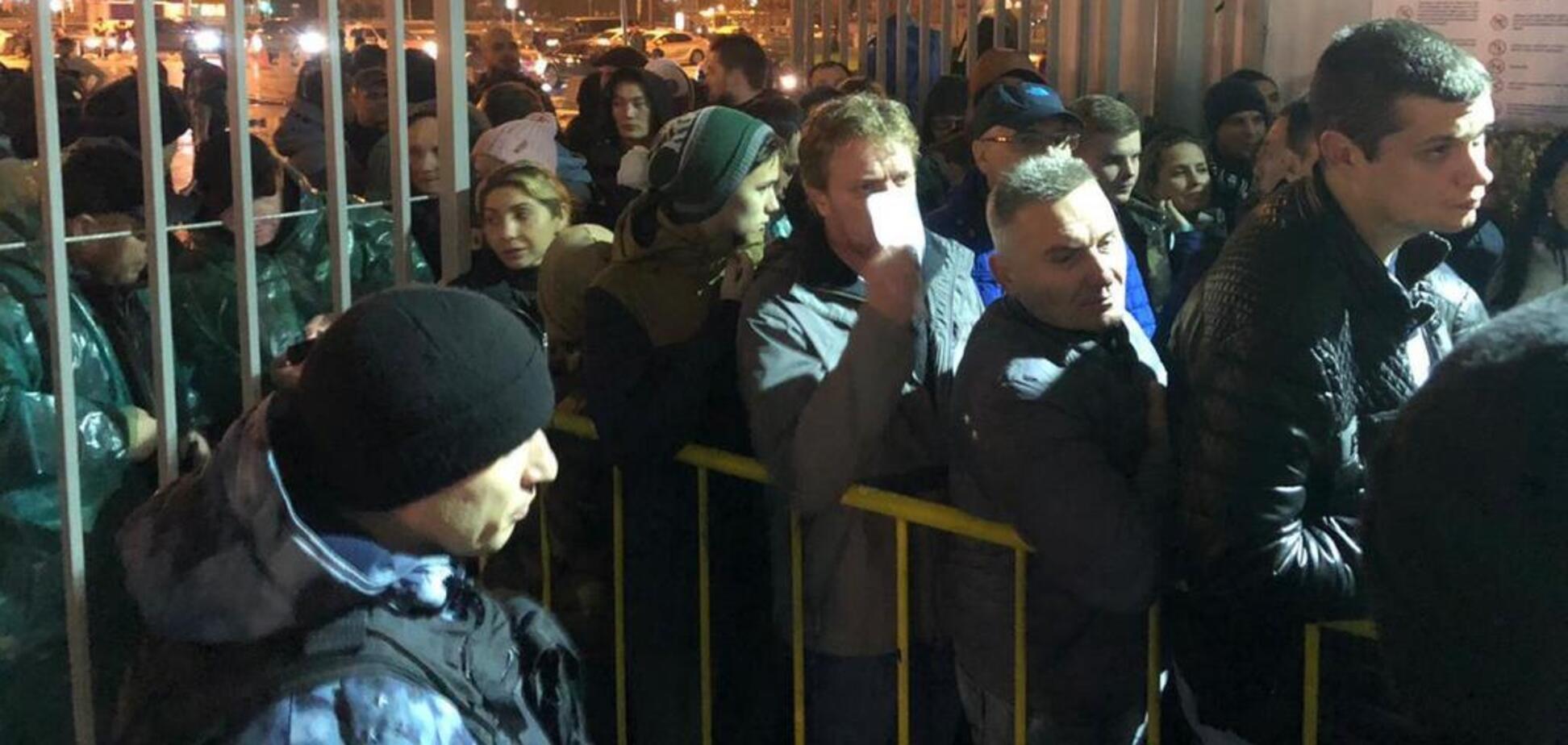 Матч 'Ювентуса' в Москве ознаменовался громким скандалом