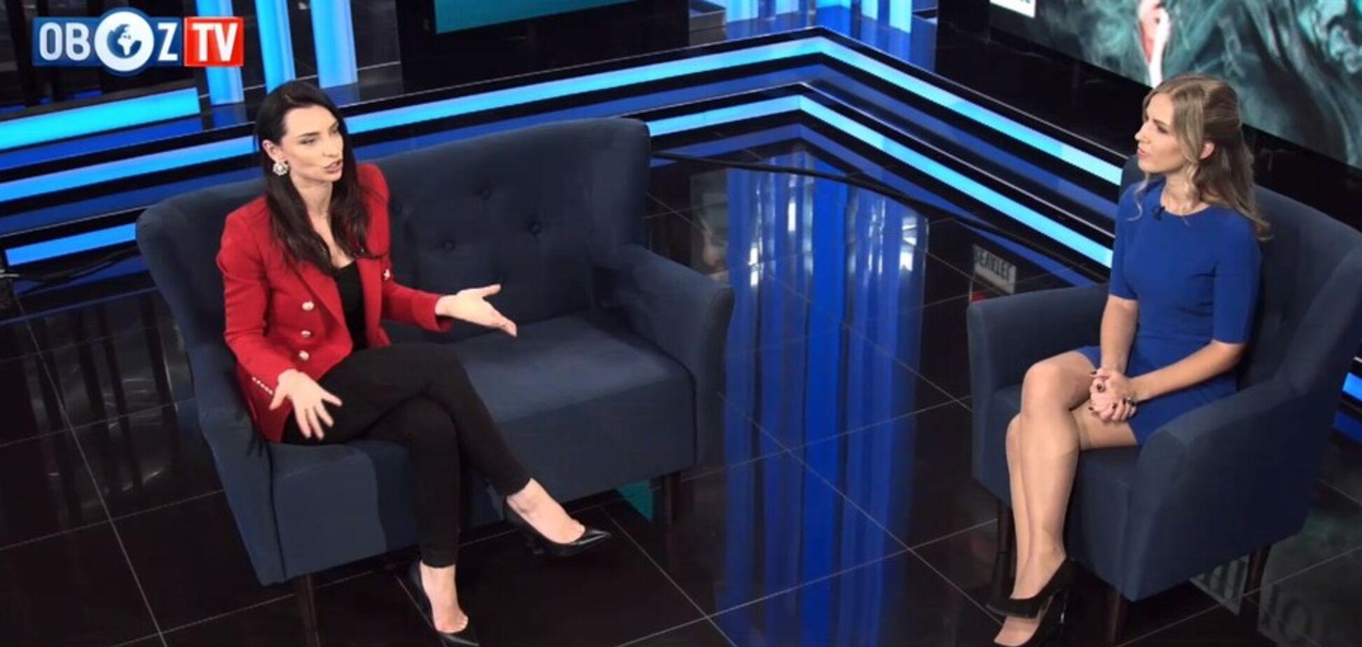 Прима розповіла як виграти квитки на 'Віденський вальс' у Києві