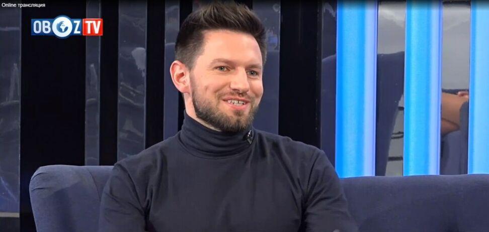 Музикант Орест Галицький став гостем інфо-панк шоу 'Бурчук Live'
