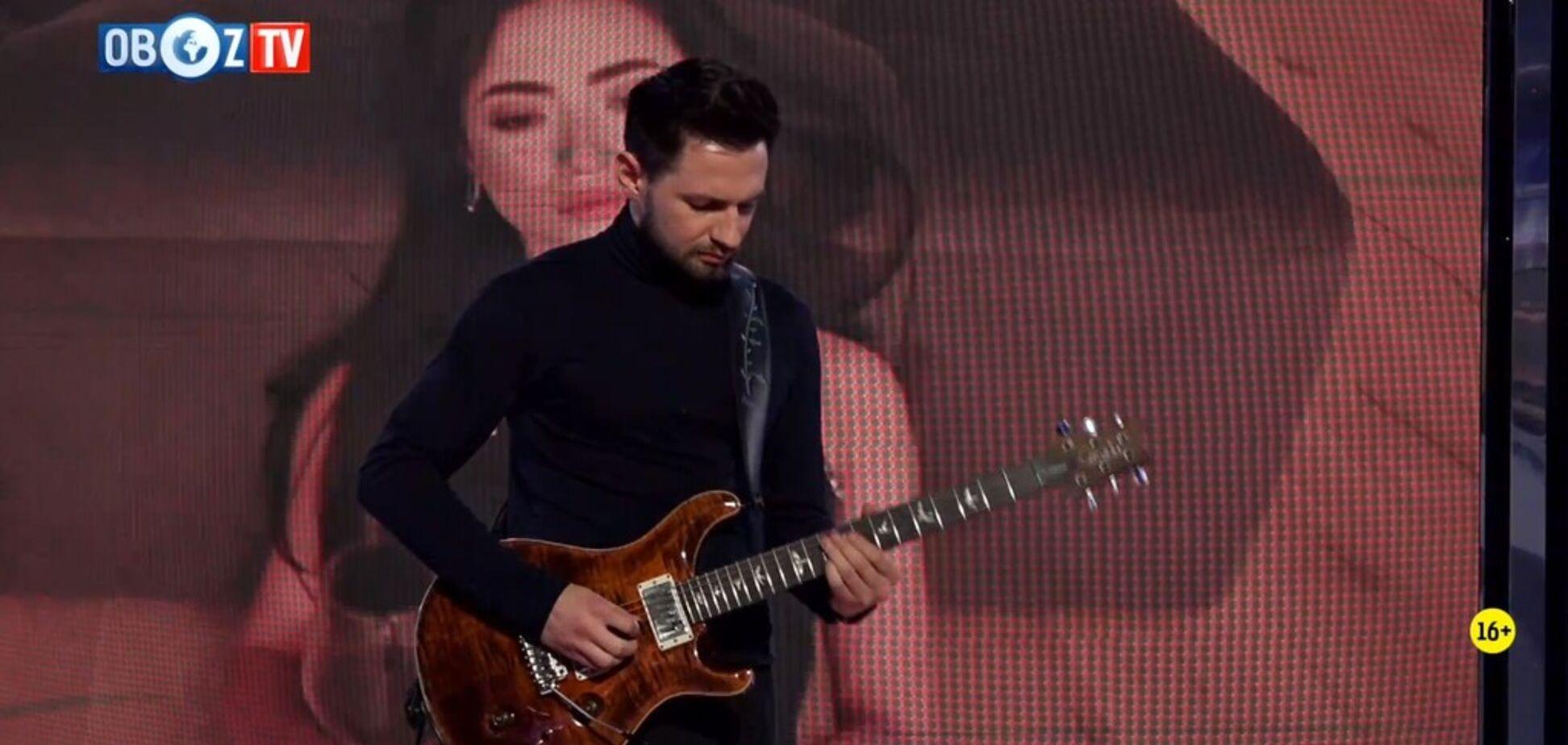 Музыкант Орест Галицкий рассказал о феномене гитары в современном мире