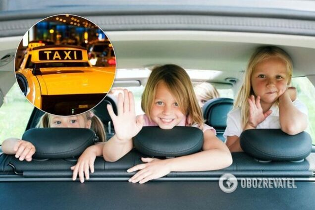 Таксисти вже зараз починають купувати автокрісла