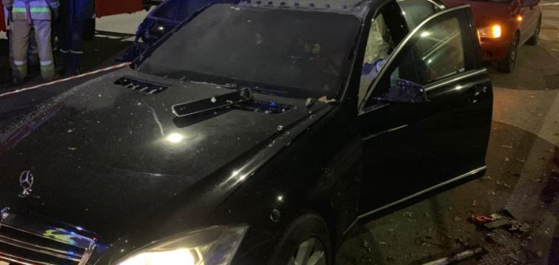 Взрывом оторвало голову: в Киеве совершено громкое покушение на российско-украинского бизнесмена. Фото и видео теракта