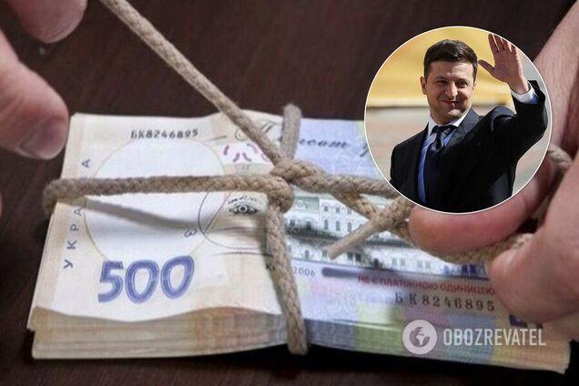 Зеленский не стал подписывать законопроект о проверках